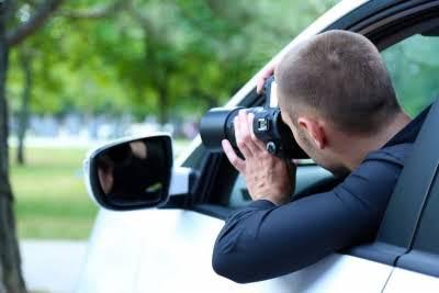 Розыск автомобиля с помощью детектива